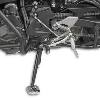 Base Ampliada Givi do Descanso Lateral Yamaha MT-09 Tracer ES2122