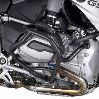 Protetor de Motor / Lateral Givi BMW R1200 GS LC (2013 em diante) Preto Inferior TN5108