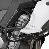 Protetor de Motor / Lateral Givi Kawasaki Versys 1000 (2016 a 2018/19) TN4113