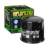 Filtro de Óleo HiFlo-Filtro Suzuki V-Strom 650 / 1000 (todas) HF138