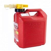 Galão de Combustível No-Spill 10 litros com Bico Automático