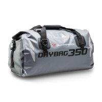 Mala Traseira SW-Motech 35 lts Impermeável DryBag 350 Cinza