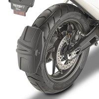 Paralama Traseiro Givi Anti Spray Corta Neve Triumph Tiger 900 RM02 + RM6415KIT